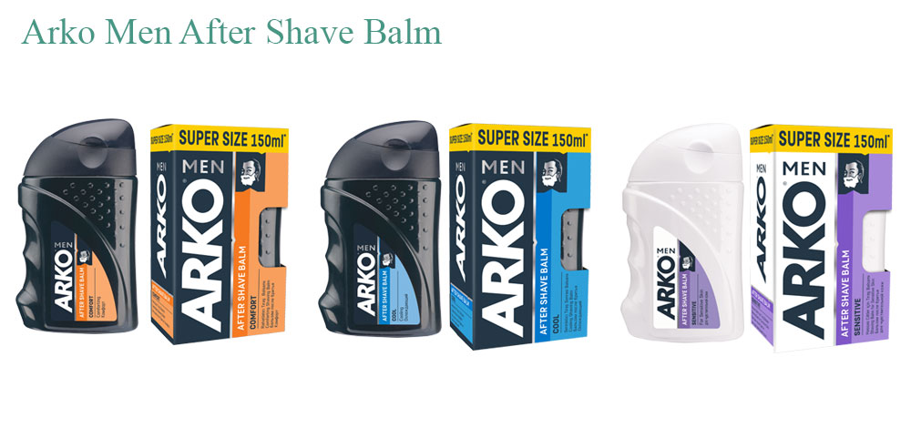 arko men after shave balm