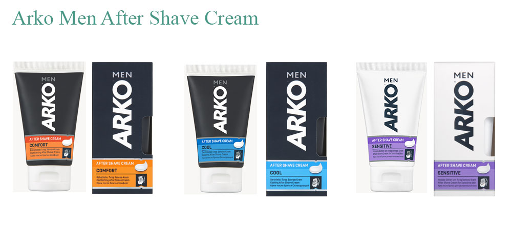 arko men after shave cream